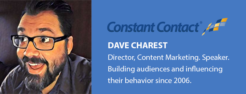 dave charest constant contact