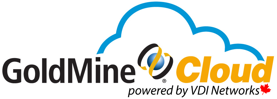 GoldMine Cloud powered by VDI Networks
