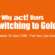 Act vs GoldMine CRM